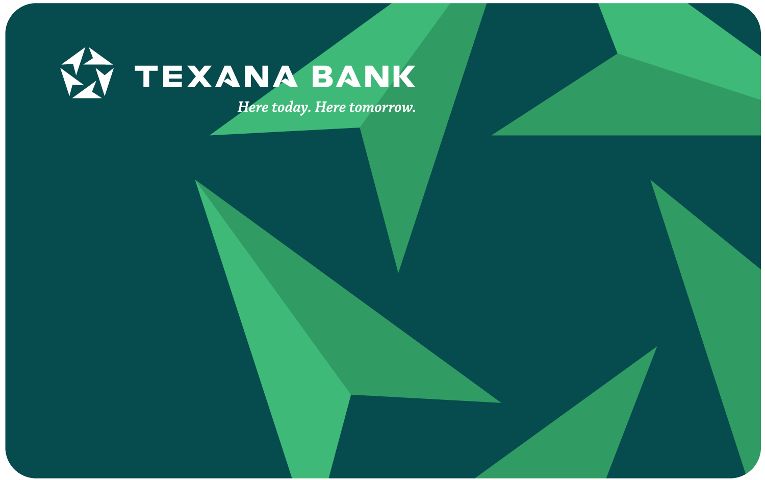 Texana Debit Card
