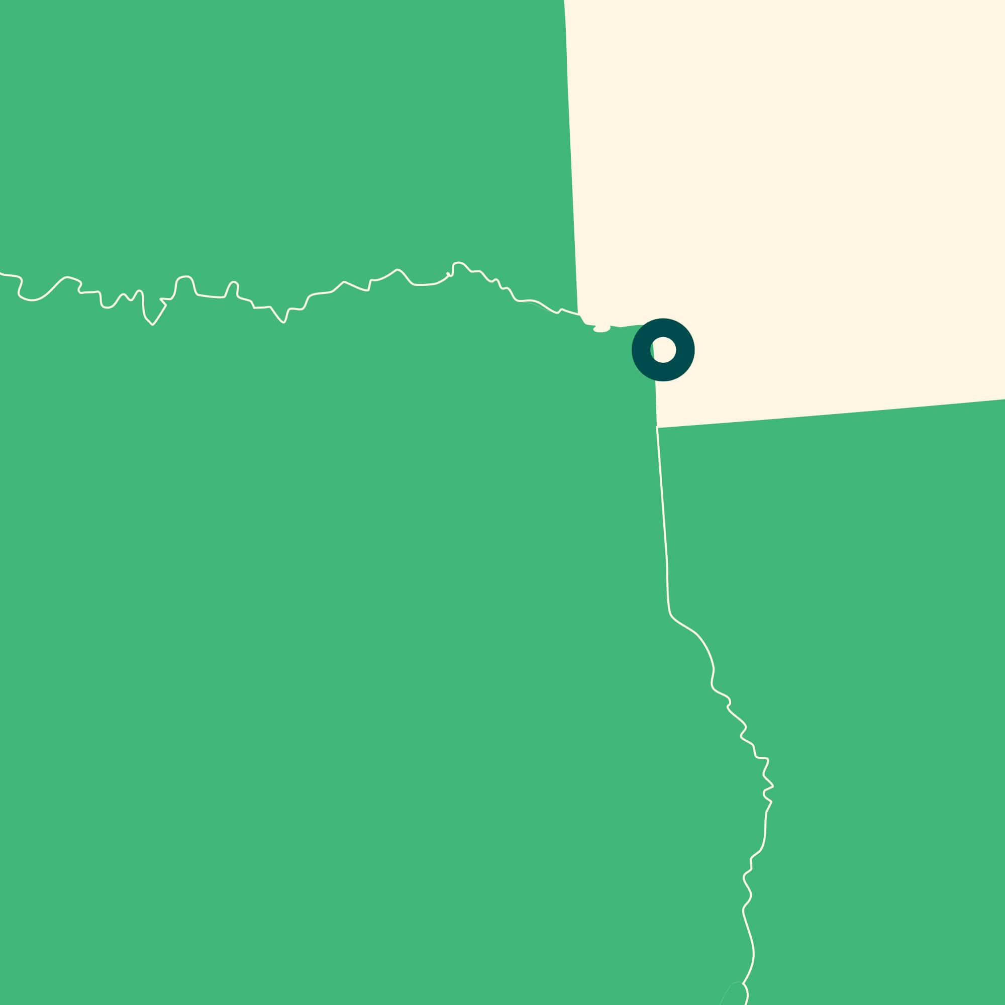 Branch Location Map